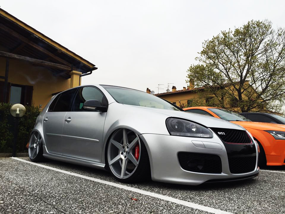 airlift performance vw golf 5 sandro airride air. Black Bedroom Furniture Sets. Home Design Ideas