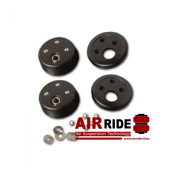 Camber plates for air Suspensions kits (-2°) (-15mm) VW Golf 2 / 3 Vento  Jetta